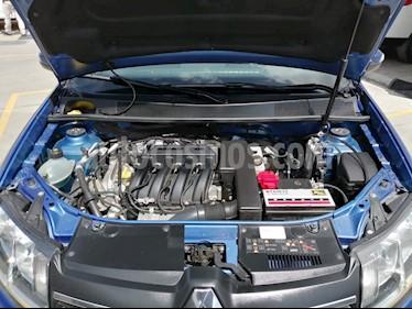 Foto venta Auto usado Renault Sandero Expression (2017) color Azul precio $155,000