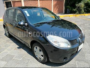 Foto venta Auto usado Renault Sandero Expression (2011) color Negro precio $87,000
