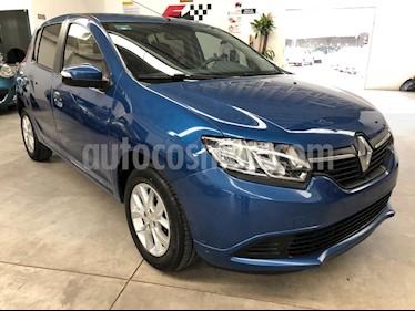 Foto venta Auto usado Renault Sandero Expression (2017) color Azul precio $165,000