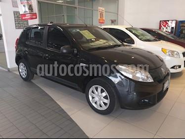 Foto venta Auto Seminuevo Renault Sandero Expression (2014) color Negro precio $109,000