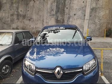 Foto venta Auto usado Renault Sandero Expression (2017) color Azul precio $140,000