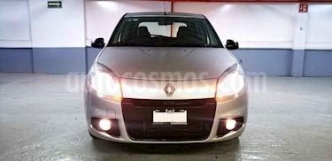 Foto venta Auto usado Renault Sandero Expression (2014) color Plata precio $115,000