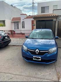 Renault Sandero Expression usado (2017) color Azul precio $145,500