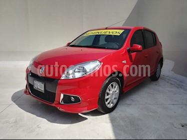 Foto Renault Sandero Expression  usado (2015) color Rojo Garance precio $135,000