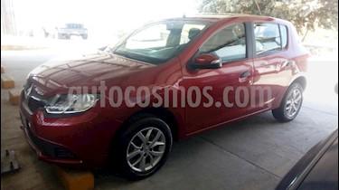 Renault Sandero Expression usado (2017) color Rojo precio $137,000