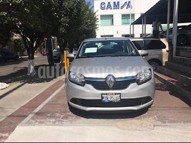 Foto venta Auto Seminuevo Renault Sandero Expression (2017) color Plata precio $167,900