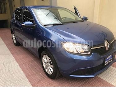 Foto venta Auto usado Renault Sandero Expression (2017) color Azul precio $153,000