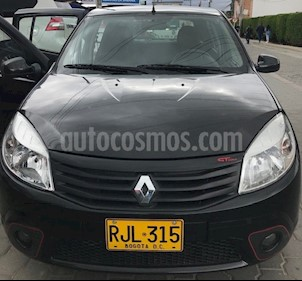Foto venta Carro usado Renault Sandero GT (2011) color Negro precio $20.800.000