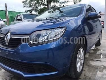 Renault Sandero Intens Aut usado (2018) color Azul precio $160,000