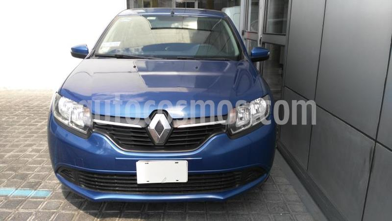 Renault Sandero 5P EXPRESSION L4/1.6 MAN usado (2017) color Azul precio $130,000