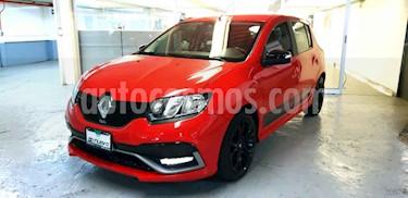 Foto Renault Sandero R.S. 2.0L usado (2017) color Rojo precio $195,000