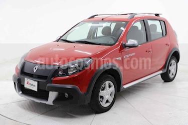 Renault Sandero 5p Dynamique L4/1.6 Man usado (2015) color Rojo precio $129,000