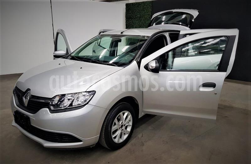 Renault Sandero Zen usado (2018) color Plata precio $163,999