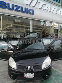Renault Sandero Dynamique Aut usado (2011) color Negro Nacre precio $79,000