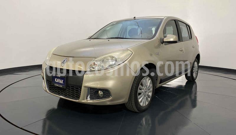 Renault Sandero Dynamique Aut usado (2012) color Dorado precio $109,999