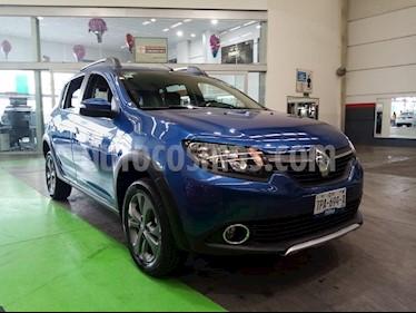Renault Sandero Intens Aut usado (2019) color Azul precio $297,050