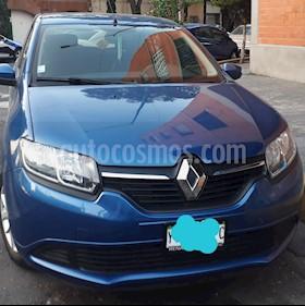 Renault Sandero Expression usado (2017) color Azul precio $115,000