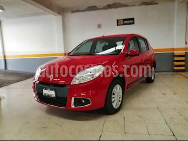 Foto Renault Sandero Dynamique usado (2012) color Rojo precio $105,000