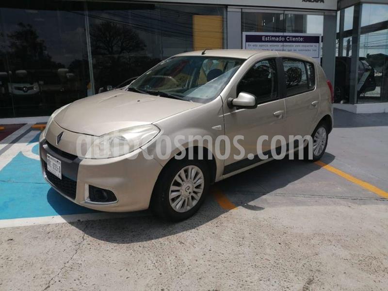 Renault Sandero Dynamique usado (2012) color Bronce precio $92,000
