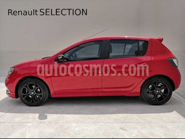 Renault Sandero R.S. 2.0L usado (2017) color Rojo Vivo precio $205,000
