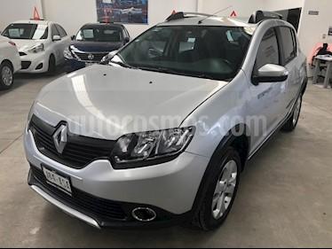 Foto Renault Sandero Dynamique usado (2018) color Plata precio $189,000