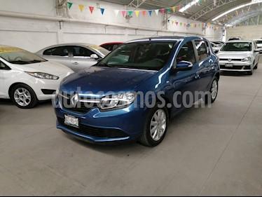 Renault Sandero Expression usado (2017) color Azul precio $123,000