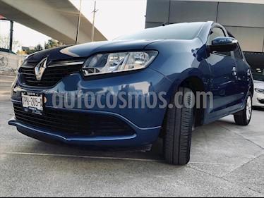 foto Renault Sandero Intens Aut usado (2018) color Azul Eléctrico precio $175,000