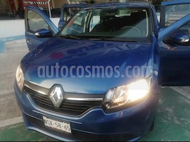 Renault Sandero Expression usado (2017) color Azul precio $135,000