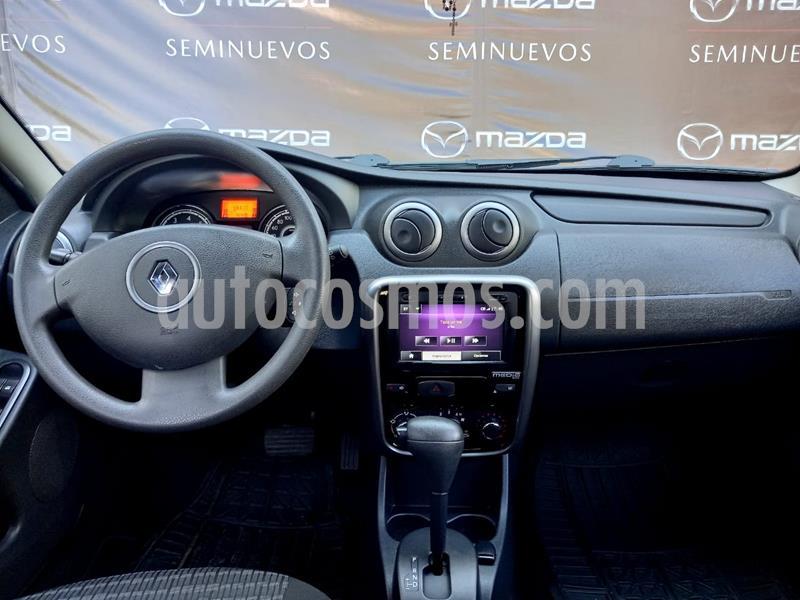 Renault Sandero Dynamique Aut usado (2015) color Gris precio $135,000