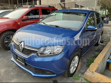 Renault Sandero Zen usado (2018) color Azul Marino precio $160,000