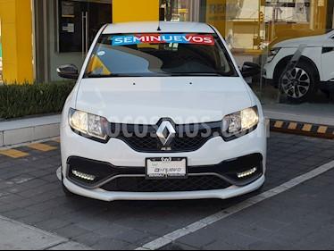 Foto venta Auto usado Renault Sandero R.S. 2.0L (2017) color Blanco precio $196,000
