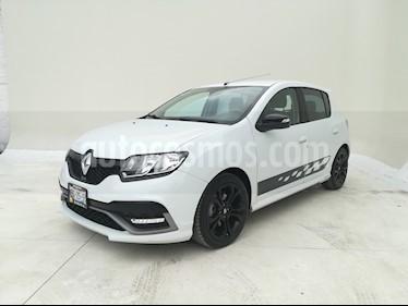 Renault Sandero R.S. 2.0L usado (2017) color Blanco precio $200,000