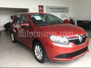 Foto venta Auto Seminuevo Renault Sandero SANDERO EXPRESSION TM (2017) color Rojo Fuego precio $158,000
