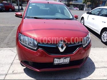Foto venta Auto usado Renault Sandero Zen (2018) color Rojo Fuego precio $168,000