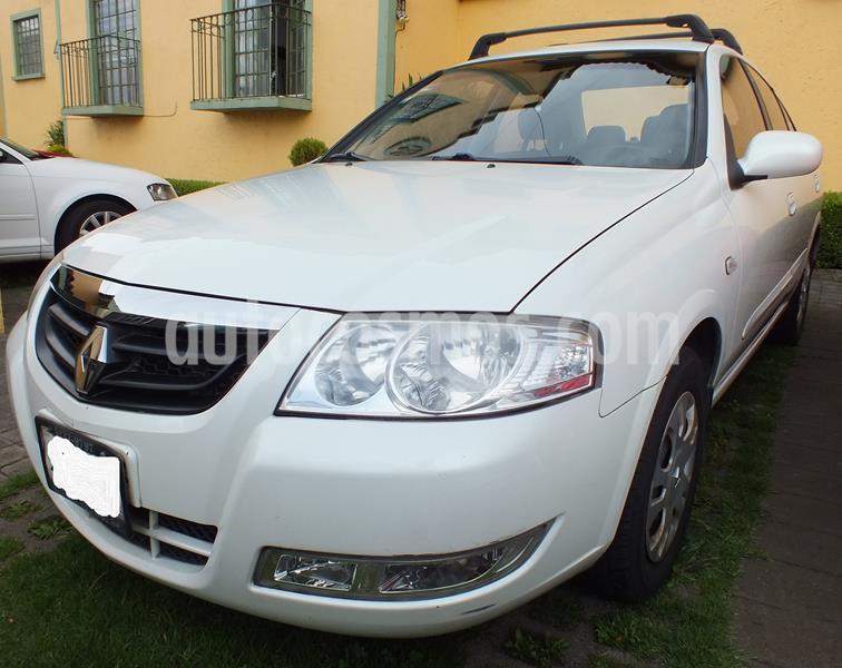 Renault Scala Dynamique usado (2013) color Blanco precio $85,000