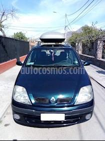 Foto venta Auto usado Renault Scenic 1.6 Authentique  (2005) color Azul Metalizado precio $2.950.000