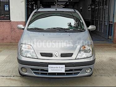 Foto venta Auto usado Renault Scenic 1.6 Confort (2011) color Plata precio $197.000