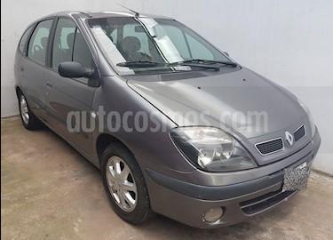 Foto venta Auto usado Renault Scenic 1.6 Confort (2006) color Gris Oscuro precio $108.000