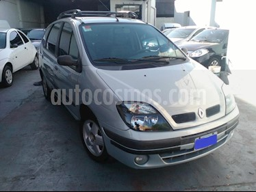 Foto venta Auto usado Renault Scenic 1.6 Luxe (2003) color Gris Claro precio $137.000
