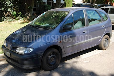 Foto venta Auto usado Renault Scenic 1.6 RT (1998) color Azul precio $125.000