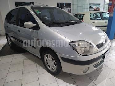 Foto venta Auto usado Renault Scenic 1.9 TD RXE Campus (2003) color Gris precio $183.000