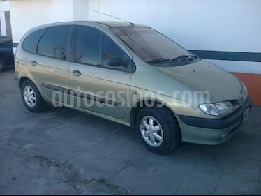 Foto venta Auto usado Renault Scenic 2.0 RXE (1999) color Verde precio $130.000
