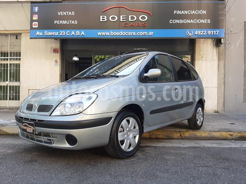 Renault Scenic 1.6 Confort usado (2006) color Gris Plata  precio $3.899.000