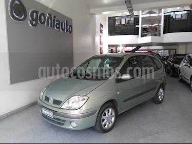 Renault Scenic - usado (2005) color Verde precio $245.000