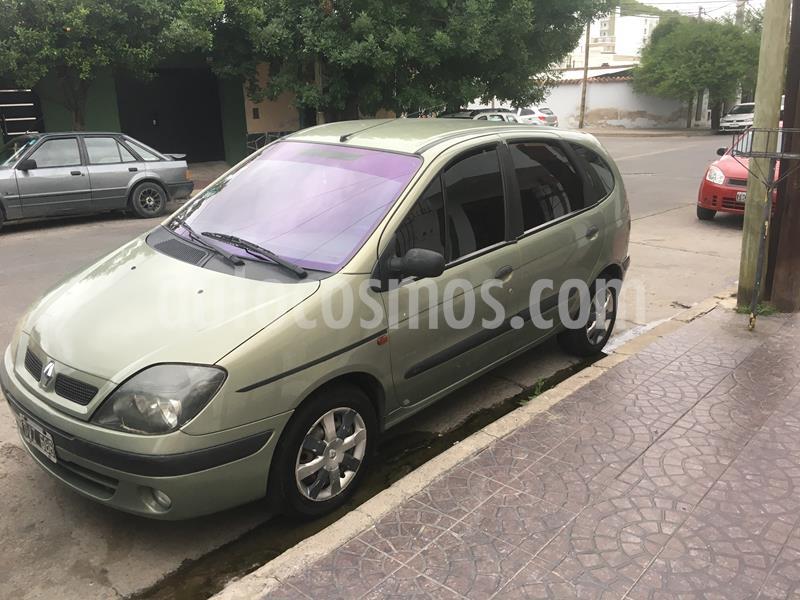 Renault Scenic 1.6 RT usado (2001) color Verde precio $350.000