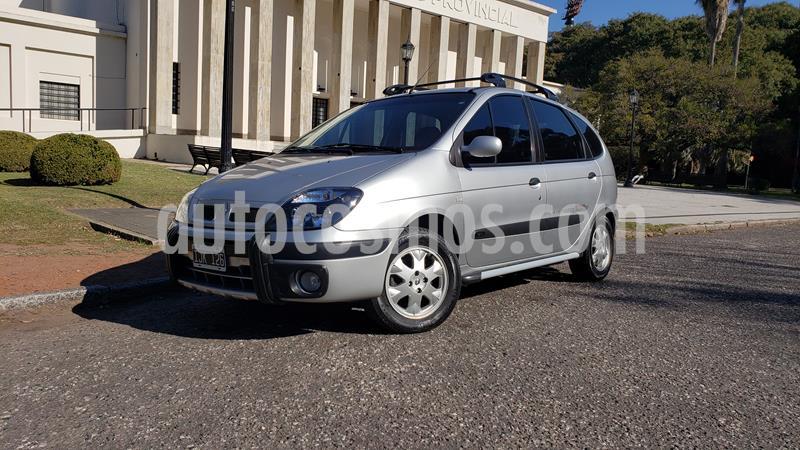 Renault Scenic 1.6 Sportway usado (2009) color Gris Plata  precio $410.000