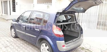 Renault Scenic 2.0 Expression Aut Piel usado (2005) color Azul precio $50,000