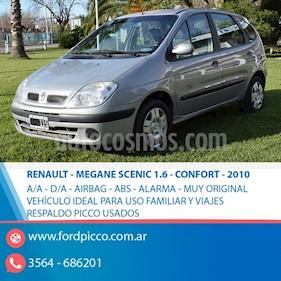 Foto venta Auto usado Renault Scenic RN 1.6 16V (2010) color Gris Claro