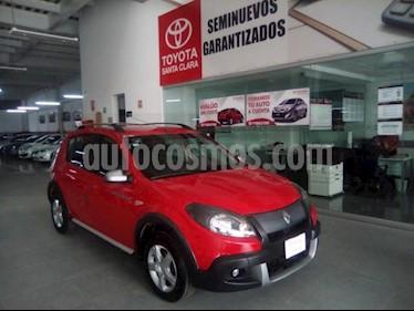 Foto Renault Stepway 5p Dynamique L4/1.6 Man MediaNav usado (2015) color Rojo precio $129,000