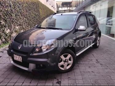 Foto venta Auto usado Renault Stepway 5p Dynamique L4/1.6 Man MediaNav (2015) color Gris precio $129,000